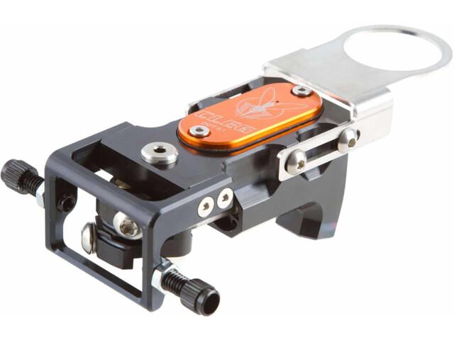 Trickstuff Doppelmoppel Mechanische Hydraulische Convertor voor DOT-remklauwen, silver
